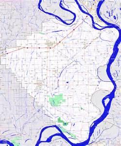 Mississippi County Missouri Map
