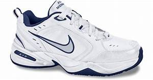 Nike Men's Air Monarch Iv Wide Training Sneakers From ...
