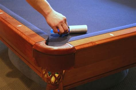 how to felt a pool table diy quick clean pool table felt cleaning and other ideas