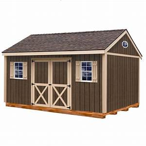 best barns brookfield 16 ft x 12 ft wood storage shed With 16 x 28 barn kit