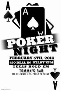 Customizable Design Templates for Poker Flyer PosterMyWall