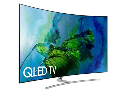 Tv Qled Samsung 55 Quot Class Q8c Curved Qled 4k Tv Tvs Qn55q8camfxza Samsung Us