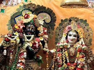 FREE God Wallpaper: ISKCON Radha Krishna Wallpapers  Krishna