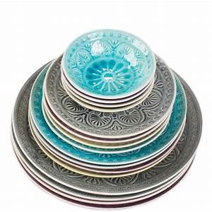 Keramik Geschirr Mediterran : die besten 17 ideen zu essgeschirr auf pinterest roas ~ Michelbontemps.com Haus und Dekorationen
