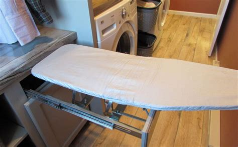 ironing board cabinet essentials  styling
