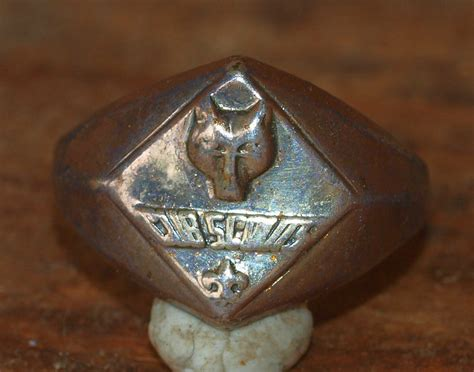Vintage Boy Scouts Of America Sterling Silver Cub Scout