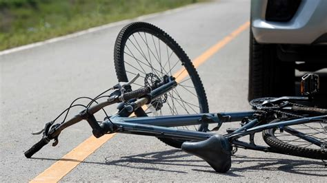 90% Of Bike Accidents Preventable By Buying Car