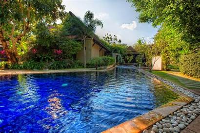 Swimming Pool Wallpapers Background Hotel Awesome Private