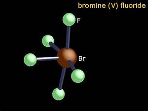 WebElements Periodic Table » Bromine » bromine pentafluoride