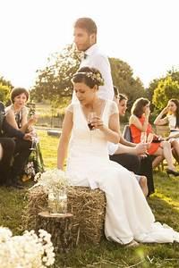 Robe De Mariage Champetre : le mariage champ tre de michael et ang lique ~ Preciouscoupons.com Idées de Décoration