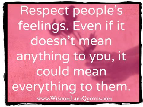 Quotes About Respecting Someones Privacy