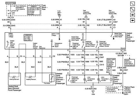 Wiring Diagram For 2002 Cadillac by 2004 Cadillac Ext Fuse Box Diagram