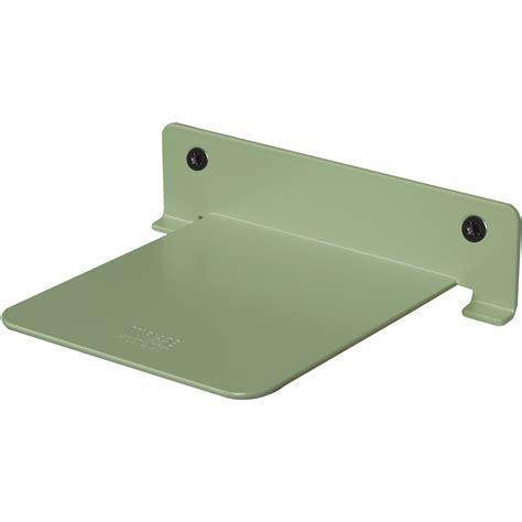 Mensola Metallo Mensola Design Invisible 1 Piccola In Metallo Verniciato