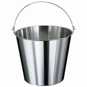 Seau Toilette Seche : seau inox toilette seche sans base ~ Premium-room.com Idées de Décoration