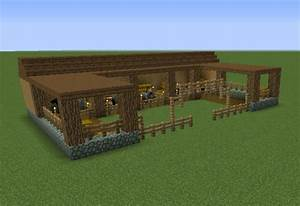 Image Gallery Minecraft Stables