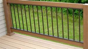 Deck Baluster Infill Systems