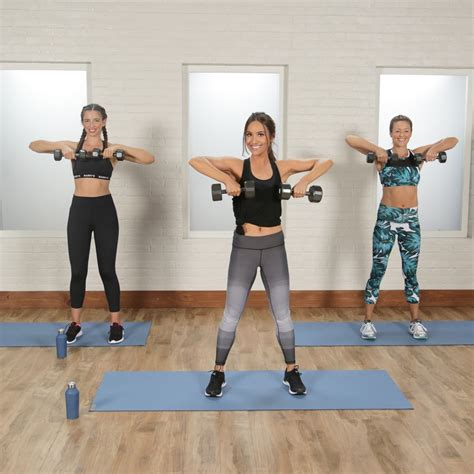 week video workout plan popsugar fitness