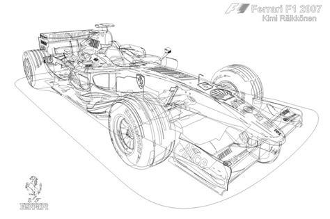 Kleurplaat Formule 1 Bull 2016 by F1 Line Drawing By Prehestoric On Deviantart