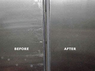 how to remove scratches from brushed stainless steel sink removing scratches from stainless steel