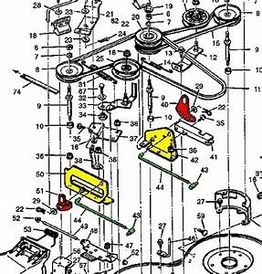 Murray Riding Mower Parts Manual