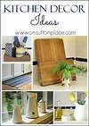 diy kitchen decor ideas Kitchen Decor Ideas - On Sutton Place