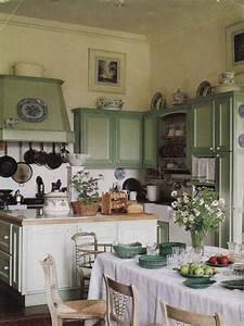 Küche Vintage Style : k che im vintage style in 2019 english cottage kitchens english country kitchens cottage ~ A.2002-acura-tl-radio.info Haus und Dekorationen