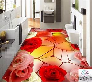 What`s the latest 3D flooring Designs - Decoration Y