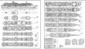 Cruise Ship Schematics