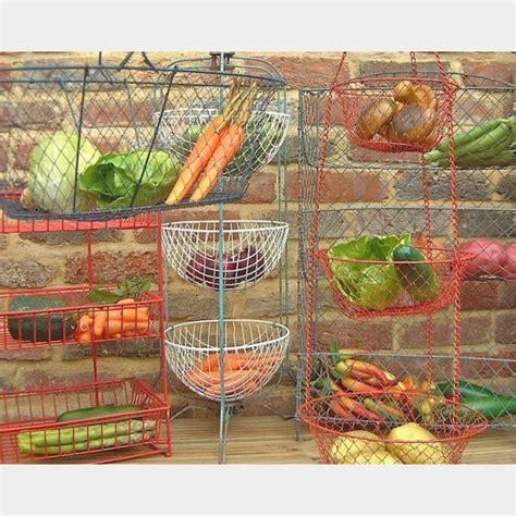 Vegetable racks & baskets   The Vintage Kitchen Store