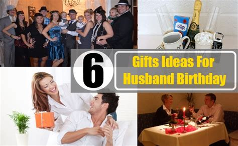 Unique Gifts Ideas For Husband Birthday