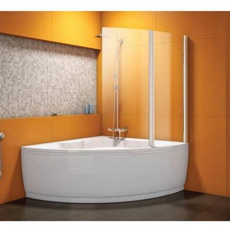 curva vasca da bagno parete doccia curva per vasca angolare bagno vasca da