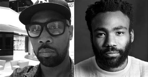 donald glover dj rza on donald glover he s accepted in the hip hop