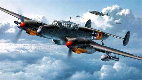 10 Messerschmitt Bf 110 Hd Wallpapers