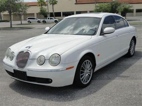 Find Used 2006 Jaguar S-type 3.0l Florida Car One Owner