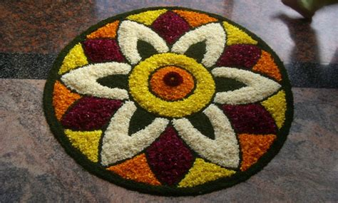 Onam 2018: Beautiful and easy pookalam designs to adorn