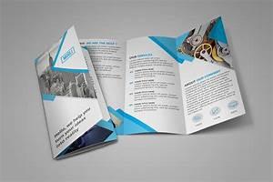 16 Tri-Fold Brochure Free PSD Templates: Grab, Edit & Print