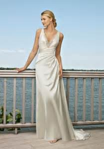 simple wedding dresses for second wedding ca best simple wedding dresses in canada 2010