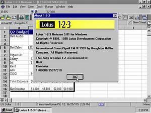 WinWorld Lotus SmartSuite 96