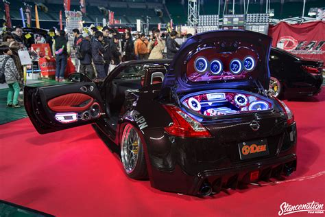 Fukuoka Custom Car Show 2016 // Photo Coverage.   StanceNation™ // Form > Function