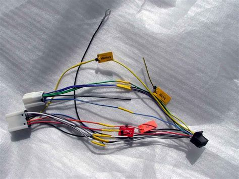 Help Scosche Connector Pioneer Gdriver Infiniti