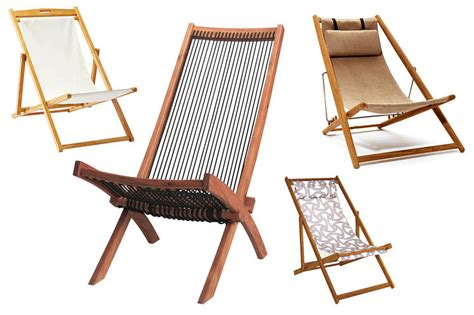 deck chairs ideal for the great indoors wsj
