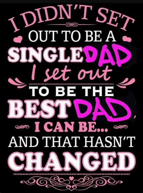 inspirational quotes for single dads