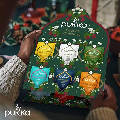 Free uk delivery over £25 | please allow a five working day dispatch for fresh coffee orders the ultimate coffee experience! Pukka Tea Advent Calendar 2020 - Fair Trade & Sustainable at One World Shop