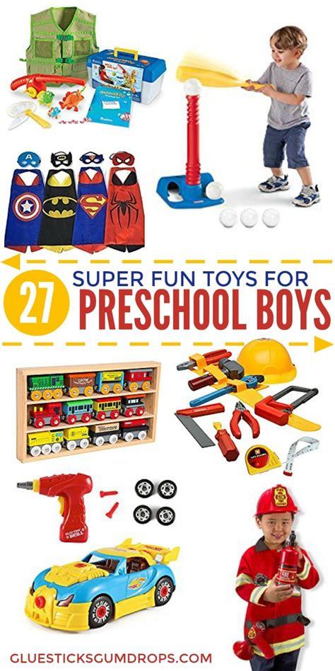 27 toys for preschool boys glue sticks and gumdrops 617 | 27 Fun Toys for Preschool Boys