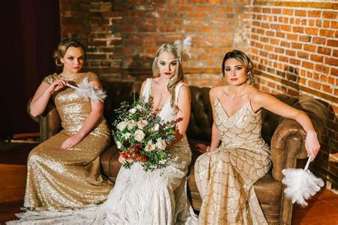 Great Gatsby Themed Wedding POPSUGAR Love &Photo 79