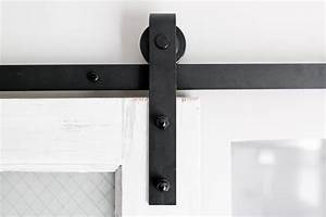 8 foot barn door hardware kit industrial by design for 8 foot barn door kit