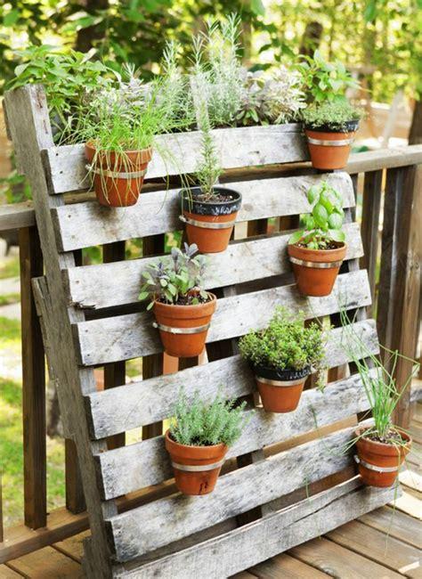 1001 tutoriels et id 233 es pour fabriquer une jardini 232 re en palette