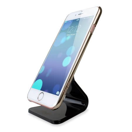 olixar micro suction iphone desk stand black