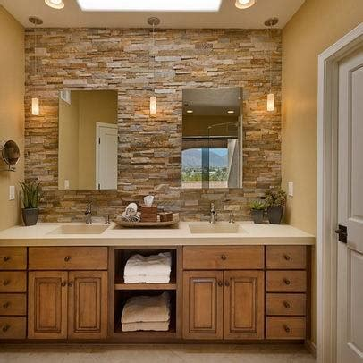 Easily update your boring built in bathtub with Faux Stone