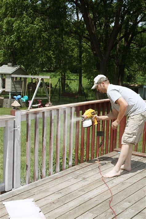 painting porch railings  patios good tips  amazing